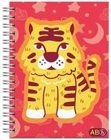 Cuadernola Tigre Tapa Dura