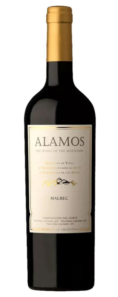ALAMOS MALBEC x 750 CC