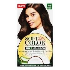 Soft Color N° 40 Castaño Mediano