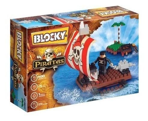 Blocky Balsa Pirata alt
