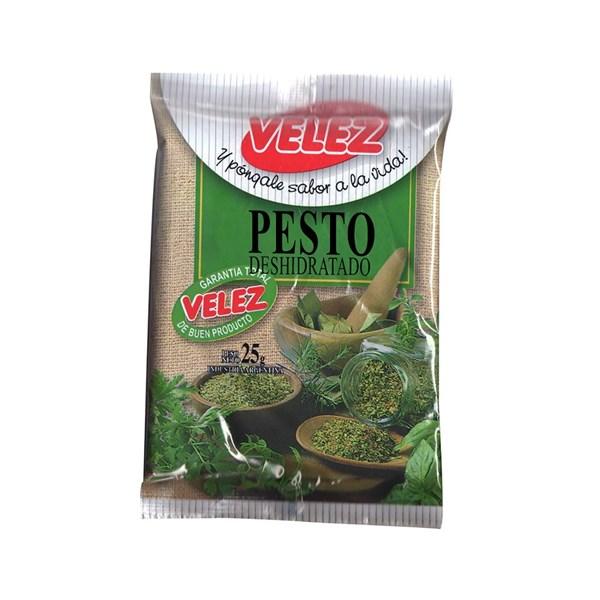 PESTO VELEZ x 25 GRS