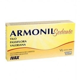 Armonic Sedante 20 comprimidos