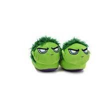 Pantuflas Phi Phi Toys Hulk Con Luz