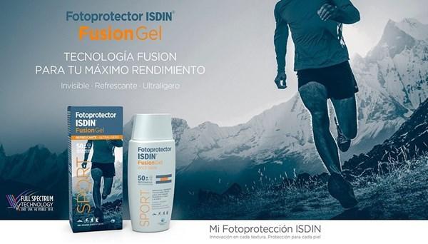 Isdin Foto Fusion Gel Sport 50+ alt