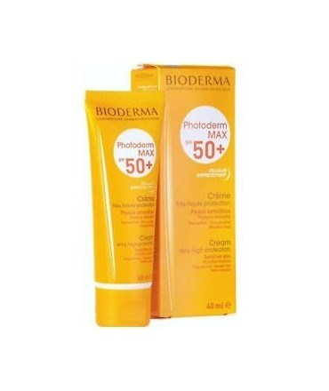Bioderma Photoderm Max 50+ Crema Solar 40 ml alt