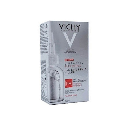 Acido Hialuronic Vichy Lifeactive Supreme H.A. Epidermic Filler x 30ml alt