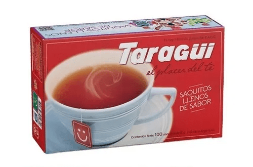 TE TARAGUI x 100 U