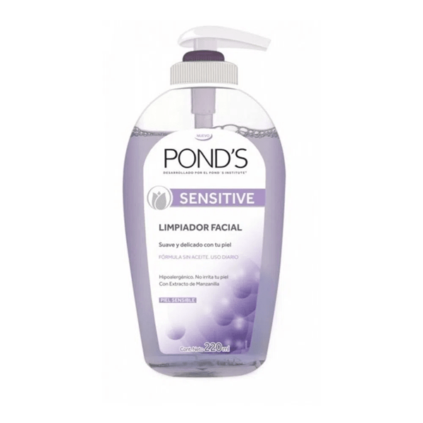 Ponds Crema De Limpieza x220ml Sensitive