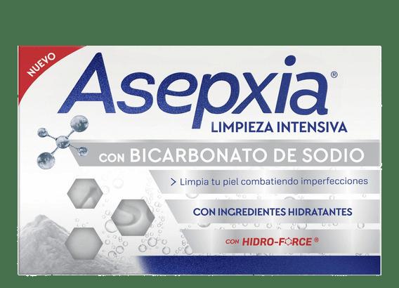 Asepxia Jabón Con Bicarbonato 100gr #1