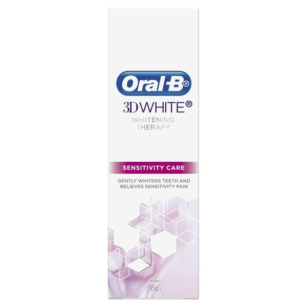 Oral B Whitening Therapy 3D