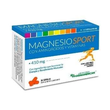 Magnesio Sport x410mg x10 Caps