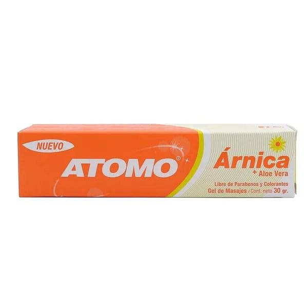 ATOMO ARNICA GEL x 30 g
