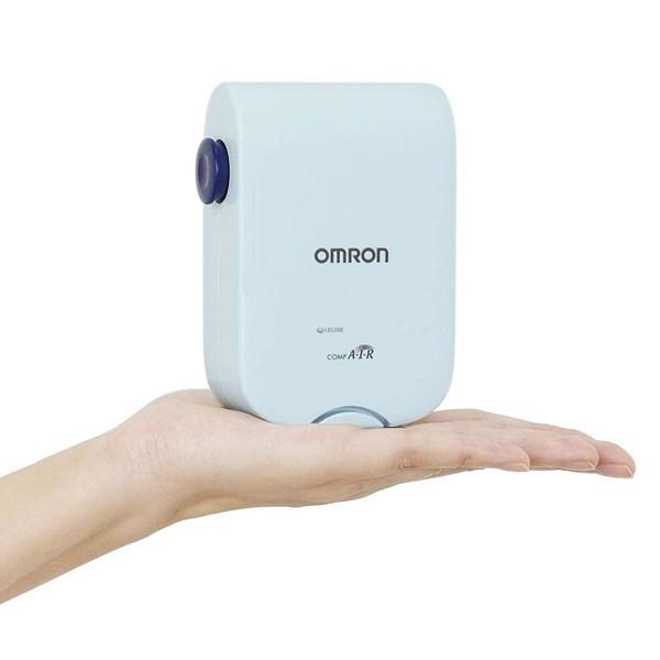 OMRON nebulizador a compresor ultra-compacto NE C803