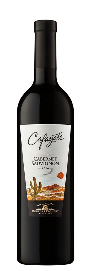 CAFAYATE CABERNET SAUVIGNON x 750 CC #1