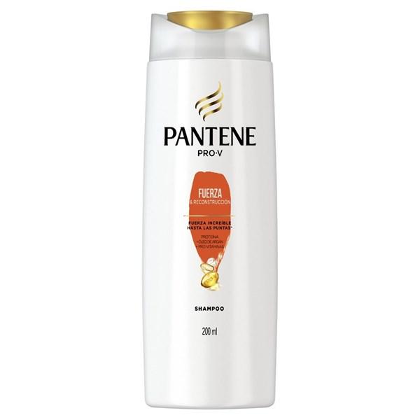 Shampoo Pantene Pro-v Fuerza Y Reconstrucción X 200 Ml alt