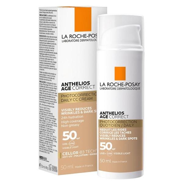 Protector Age Correct Color La Roche Posay Anthelios FPS50 x50ml