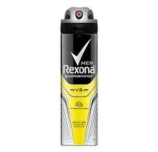 Rexona Men Antitranspirante Aerosol V8 x150ml