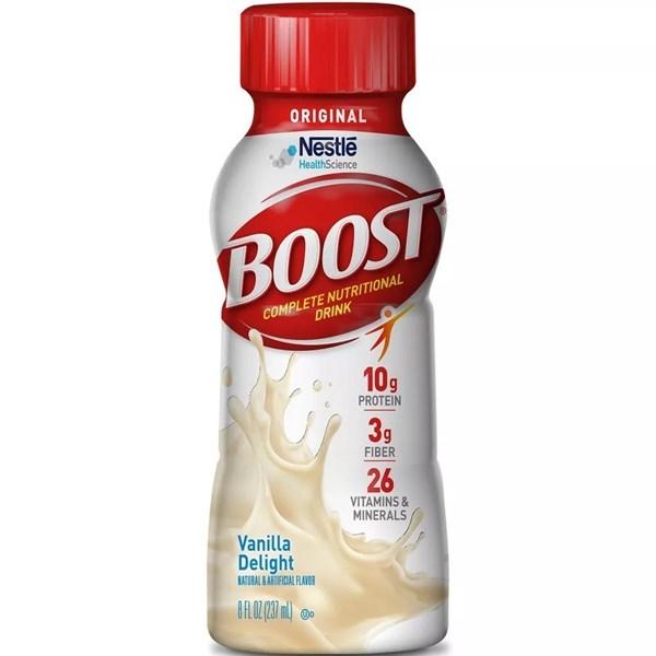 Boost Vanilla 237ml (2x1)