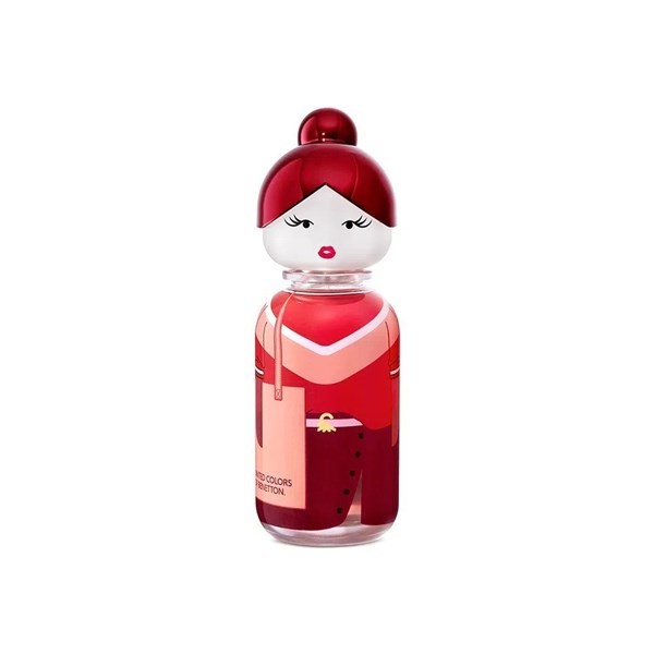United Colors Of Benetton Sisterland Red Rose EDT x80ml
