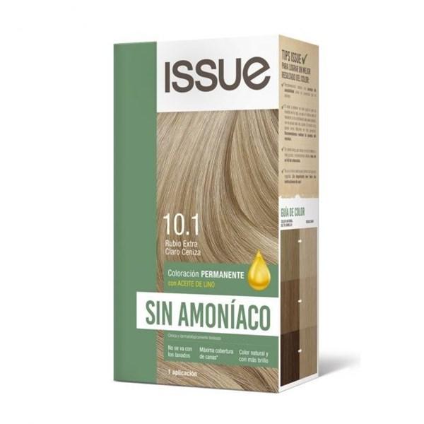 ISSUE Tintura Sin Amoníaco Nº 10.1 Rubio Extra Claro Ceniza