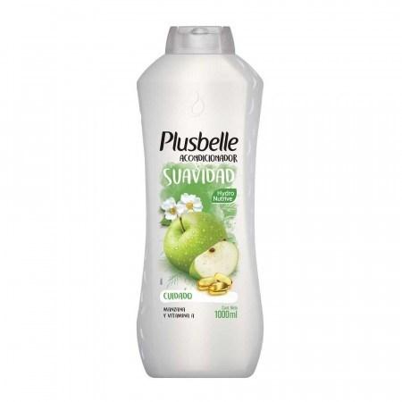 Acondicionador Plusbelle Suavidad 1000 ml
