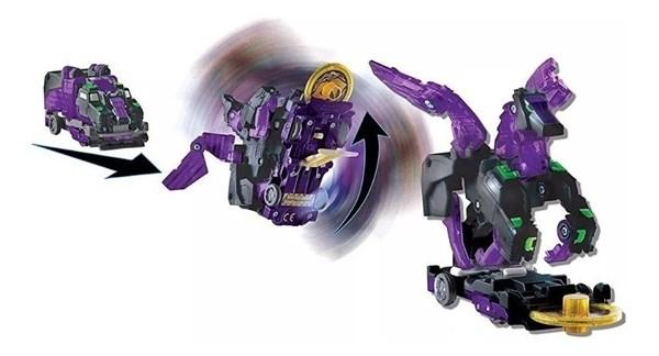 Auto Transformer Juguete Screechers Wild alt
