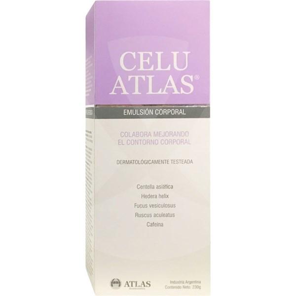 Celu-Atlas Emulsión Anti-Celulitis 230g