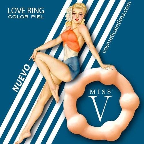 Love Ring Color piel Miss V