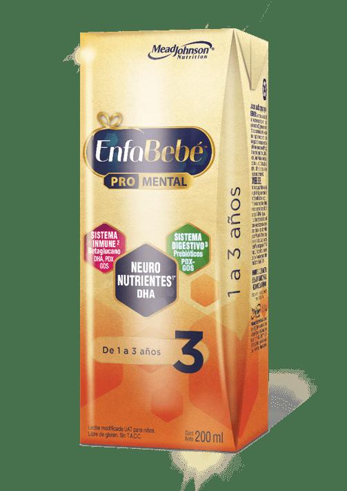 Leche Enfabebe Premium 3 Brick X 200 Ml alt