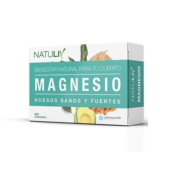 Magnesio Natuliv Comp.X 30