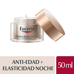 Hyaluron Filler + Elasticity Eucerin Crema De Noche X 50 Gr #1