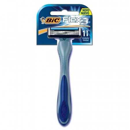 Bic Maquina de Afeitar Flex 3 x1