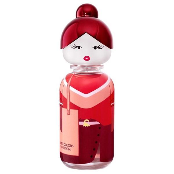 Perfume Benetton Sisterland Red Rose EDT 80ml