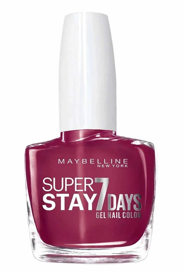 Maybelline Esmaltes Superstay 7D Gel