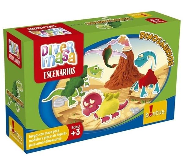 Divermasa Dinosaurios Masas