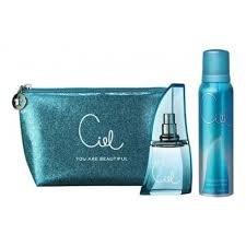 Perfume Ciel Celeste Necessaire (EDT 50ml + Deo 123ml)