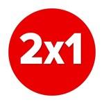 2X1 Fluorogel Chiquitos + Fluorogel Dientes Sensibles #2