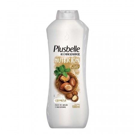 Plusbelle Acondicionador Plusbelle Nutrición 1000 ml