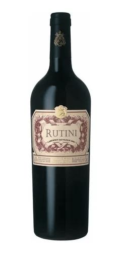 RUTINI CABERNET SUAVIGNON x 750 CC