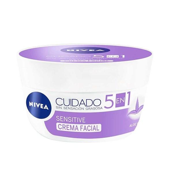 Nivea Crema Facial x 100ml Nutritivo Sensitive