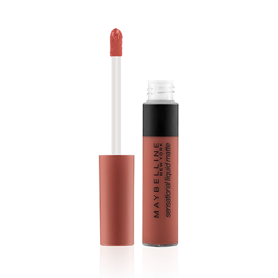 Maybelline Sensational Liquid Matte- Nude Brown