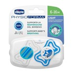 Chicco Chupete Physio Light Boy 6-16m  #1