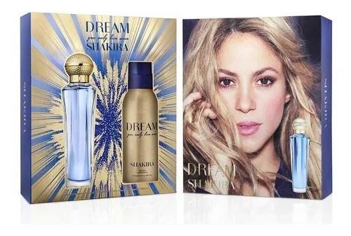 Perfume Shakira Dream Cofre