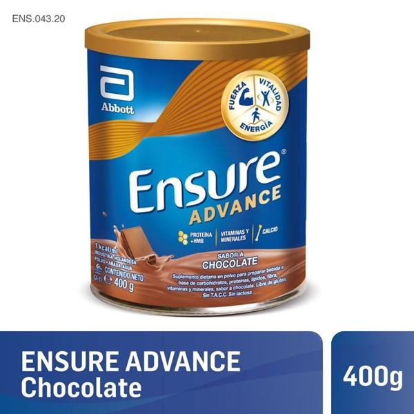 Ensure Advance Chocolate 400 Gr