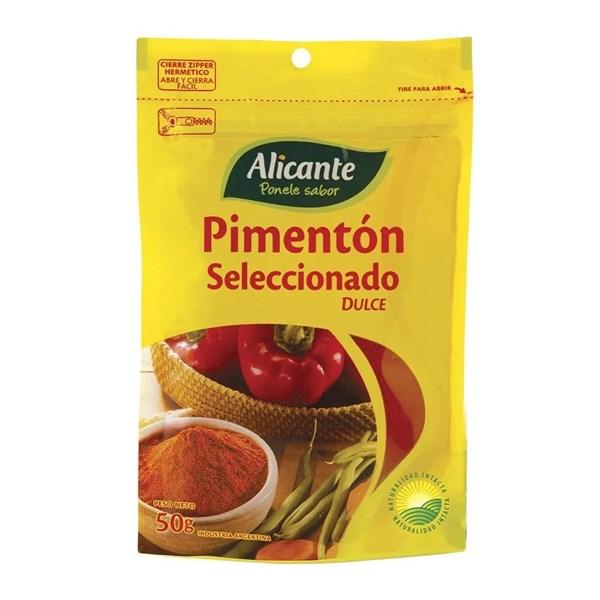 PIMENTON EXTRA DULCE ALICANTE x 50 GRS