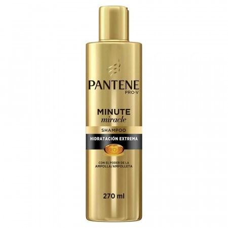 Pantene Pro-v Shampoo Minute Miracle Hidratacion Extrema x 270 ml. #1
