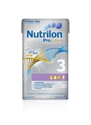 NUTRILON 3 PROFUTURA X 1 LITRO 2X1