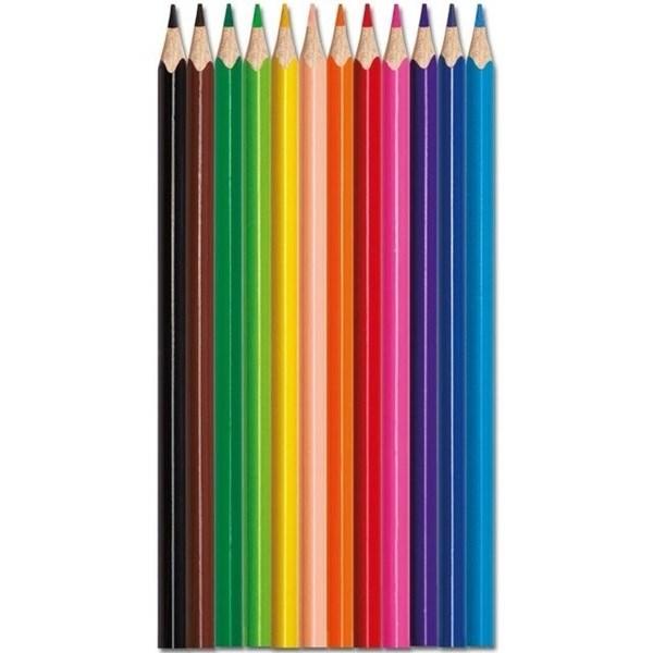 Lápices De Colores Maped x12 Unidades alt