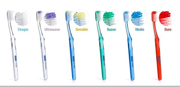 Vitis Cepillo dental suave alt
