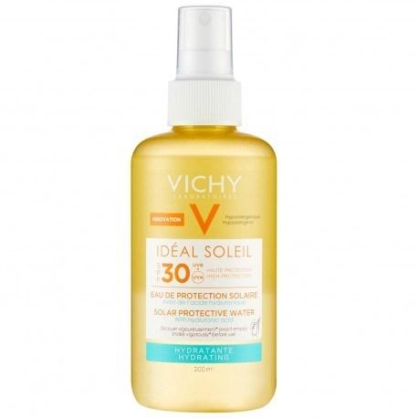 Vichy Ideal Soleil Agua Solar Protectora Spf 30 Hidratacion X 200ml